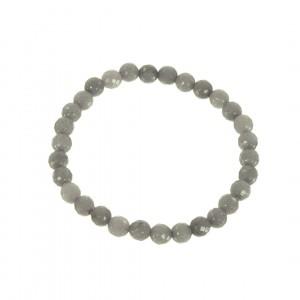 Bransoletka B1H70284-6 ( Kamień naturalny-agat)